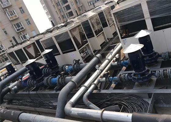 为什么空气能水泵一开就发烫