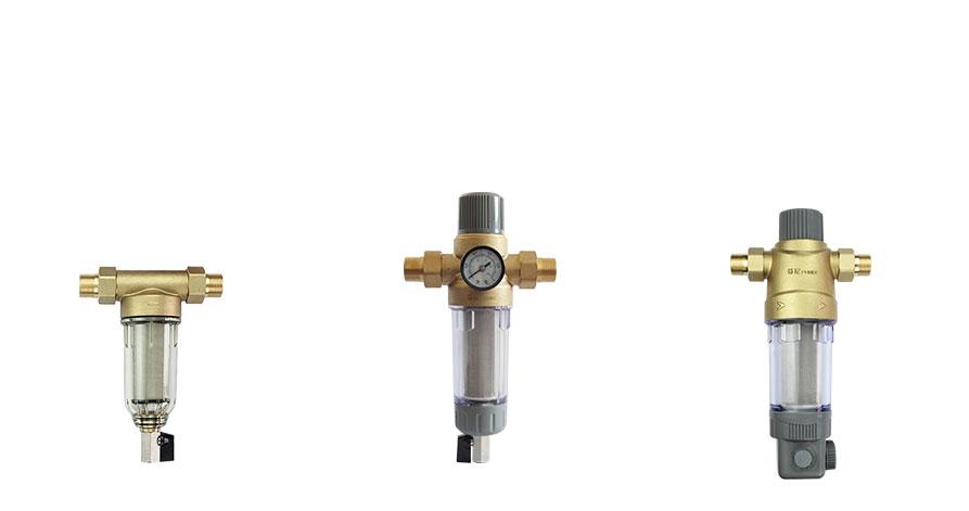 空气能热水器配套产品——前置过滤器
