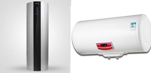 空气能热水器与电热水器对比